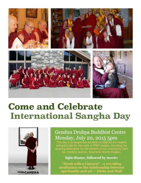 International Sangha Day