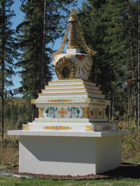 new stupa photo