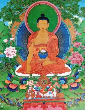 Shakyamuni Buddha 2_1000